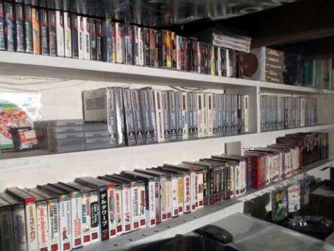 A maior coleção de games do mundo segundo o Guiness - 02