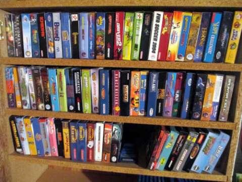 A maior coleção de games do mundo segundo o Guiness - 03