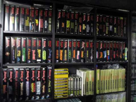 A maior coleção de games do mundo segundo o Guiness - 04