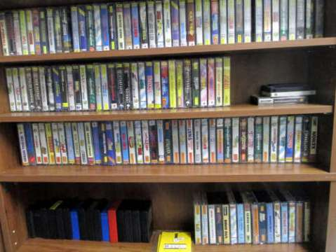 A maior coleção de games do mundo segundo o Guiness - 06
