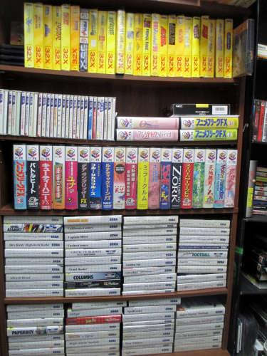A maior coleção de games do mundo segundo o Guiness - 12