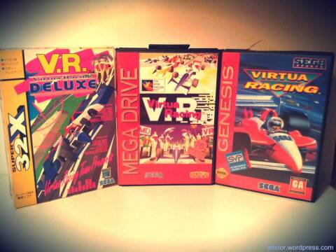 Virtua Racing Collection
