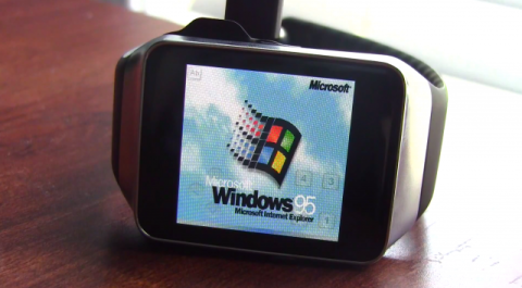Android Wear - Windows-95