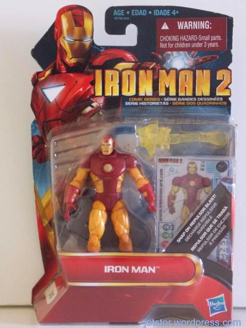 Iron Man Oversized Armor