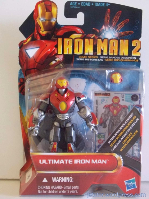 Iron Man Ultimate Armor