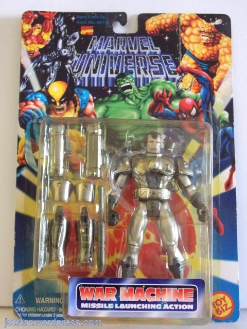 Marvel Universe War Machine