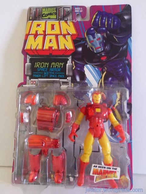 Iron Man Space Armor
