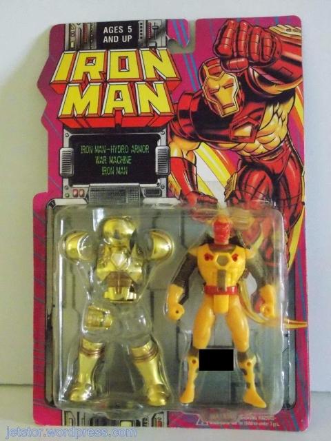 Iron Man Cheesy Kitsch Armor