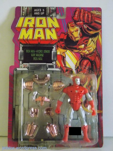 Iron Man Bad Mix Armor
