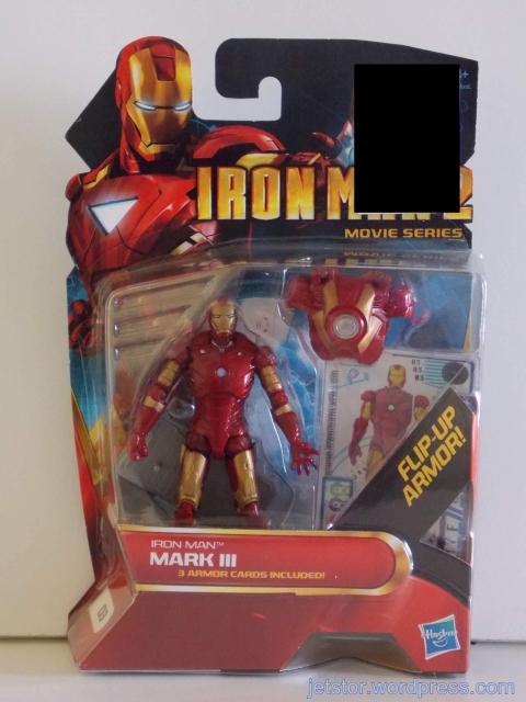 Iron Man Mark III Armor