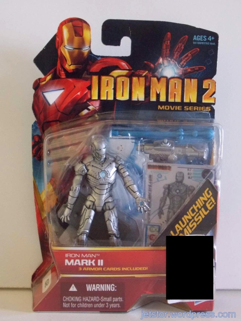 Iron Man Mark II Armor