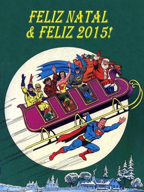 Jetstortopia - Feliz Natal & Feliz 2015w