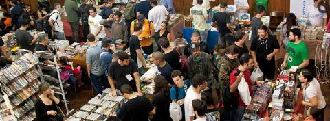 Panorama do Festival Guia dos Quadrinhos na edição 2014