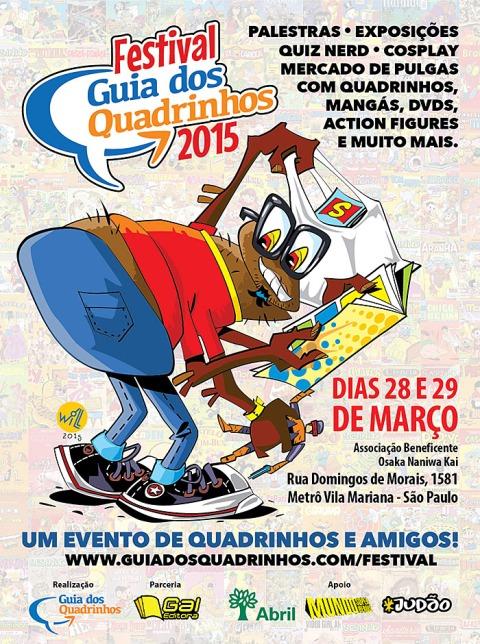 Festival Guia dos Quadrinhos 2015