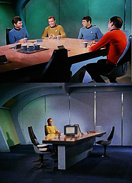 Star Trek TOS main cast