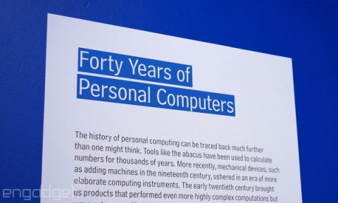 The Interface Experience: Forty Years of Personal Computing (2)