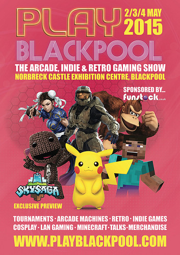 Play Blackpool 2015 poster