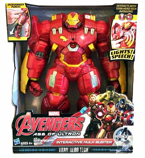 Avengers Age of Ultron - Interactive Hulkbuster