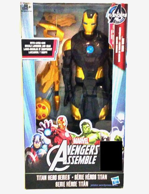 Avengers Assemble - Iron Man Bunker Buster