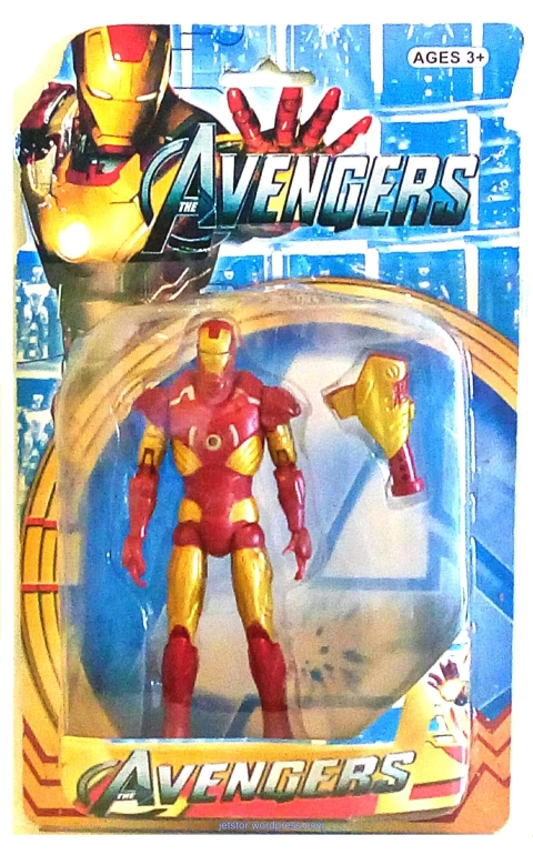 Avengers Iron Man 'Honest Pirate'