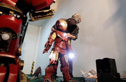 Iron Man Superdeformed