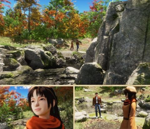 Shenmue 3 preview