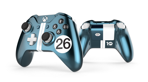 Ford GT Xbox One controller 1965