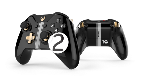 Ford GT Xbox One controller 1966