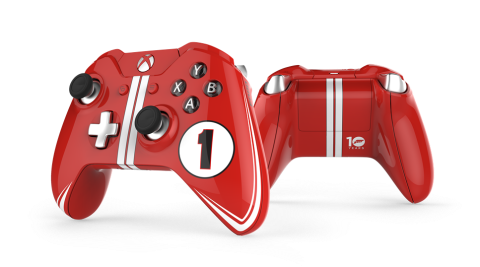 Ford GT Xbox One controller 1967