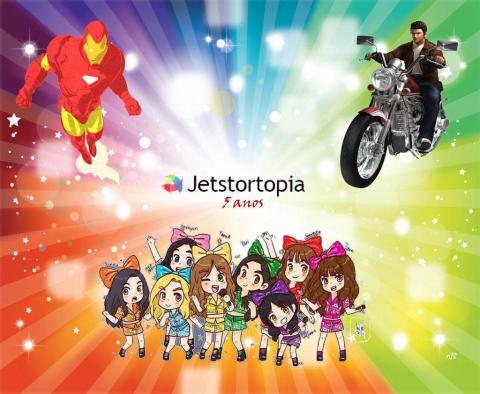 Jetstortopia 5 anos