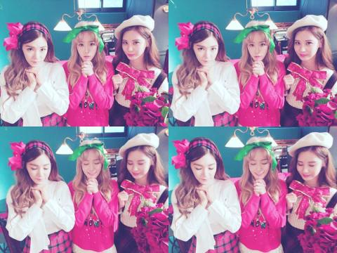 TTS Tiffany, Taeyeon & Seohyun
