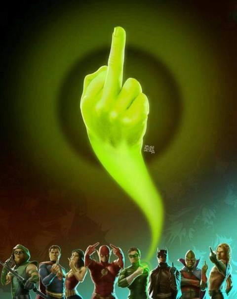 O poder do Lanterna Verde