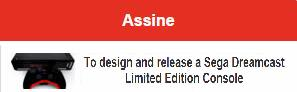 Assine - Dreamcast Limited Edition
