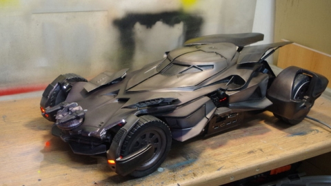 Batmobile PC 01