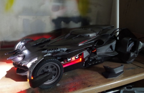 Batmobile PC 03