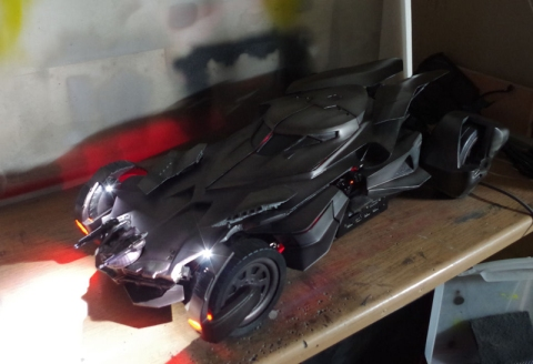 Batmobile PC 05