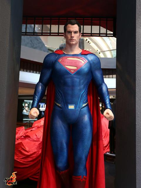 Superman 1:1 Hot Toys