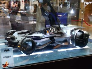 Batmobile miniature Hot Toys