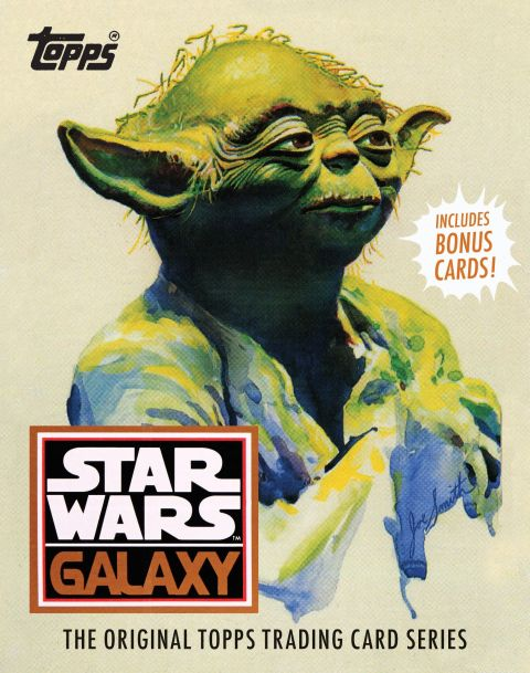 Topps Star Wars - cover