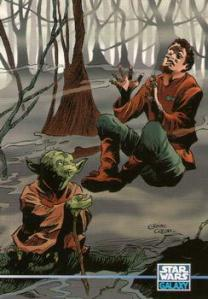 Topps Star Wars - Gene Colan