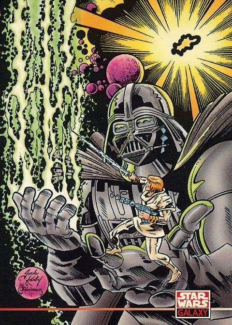 Topps Star Wars - Jack Kirby