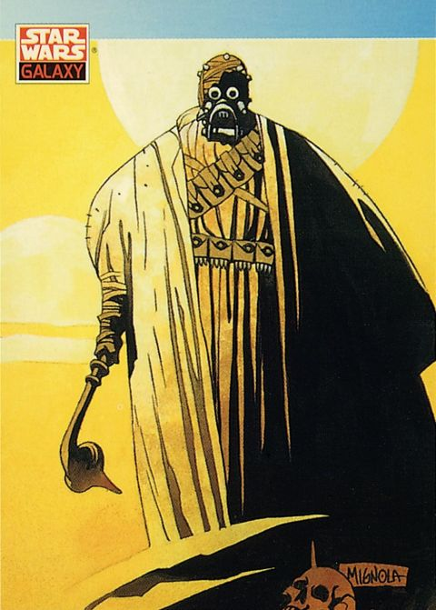 Topps Star Wars - Mike Mignola