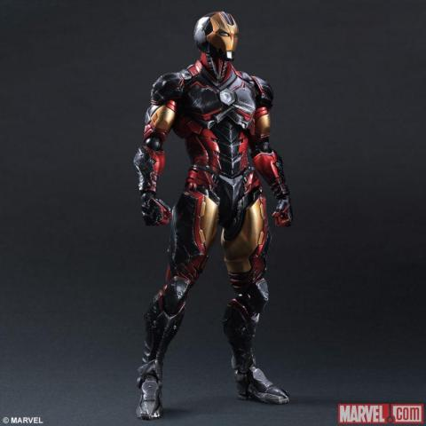 Iron Man  - Square Enix Play Arts Kay