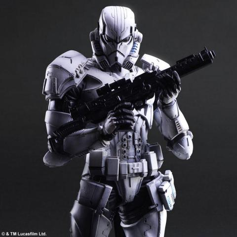 Star Wars 2  - Square Enix Play Arts Kay