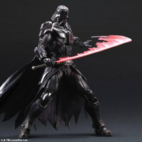 Star Wars 3  - Square Enix Play Arts Kay
