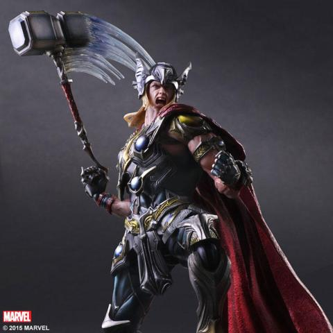 Thor  - Square Enix Play Arts Kay