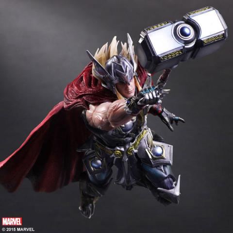 Thor  2 - Square Enix Play Arts Kay