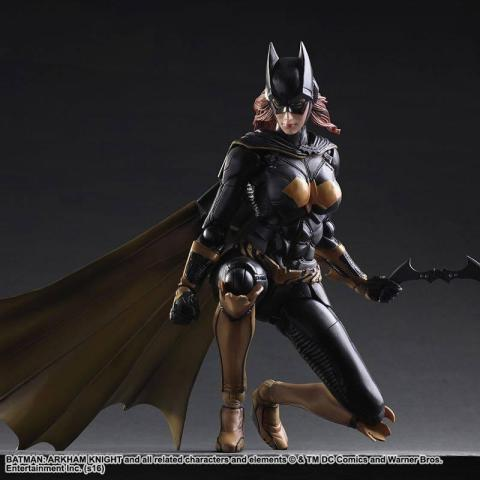 Batgirl  2 - Square Enix Play Arts Kay