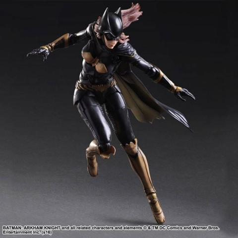 Batgirl  3 - Square Enix Play Arts Kay