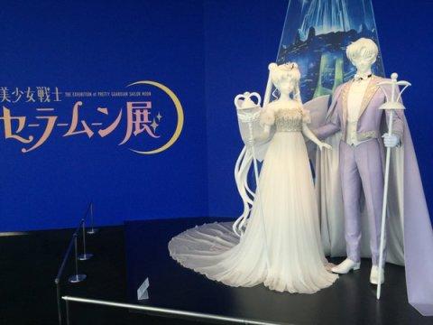 Exposição Sailor Moon 02